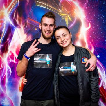 Sabato 18 maggio 2019: Spinbot! Laboratorio di robotica con Valeria Cagnina e Francesco Baldassarre fondatori di OFpassiON