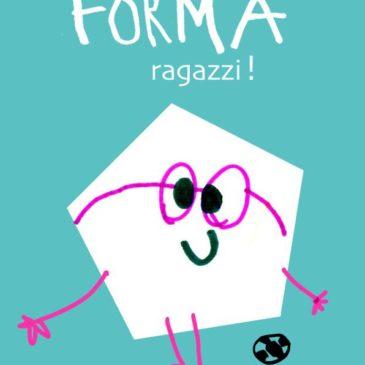 Martedì 16 luglio ore 21,00: CHE FORMA, RAGAZZI! – Laboratorio con gli illustratori Elisa Vallarino e Mauro Sacco