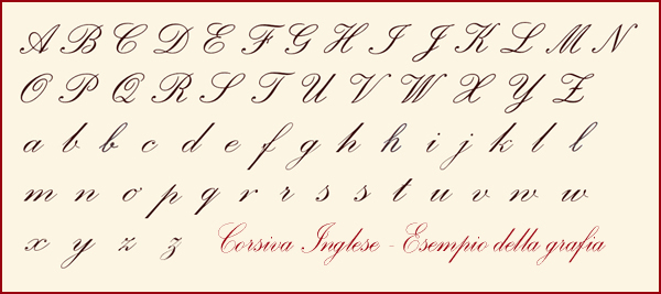Sabato 28 settembre 2019 ore 10,30 Laboratorio di calligrafia: CORSIVO…….CON CALMA! Con Elisa Vallarino, illustratrice e calligrafa