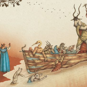 Dal 22 giugno al 14 agosto -Mostra: La Divina Commedia di Marco Somà